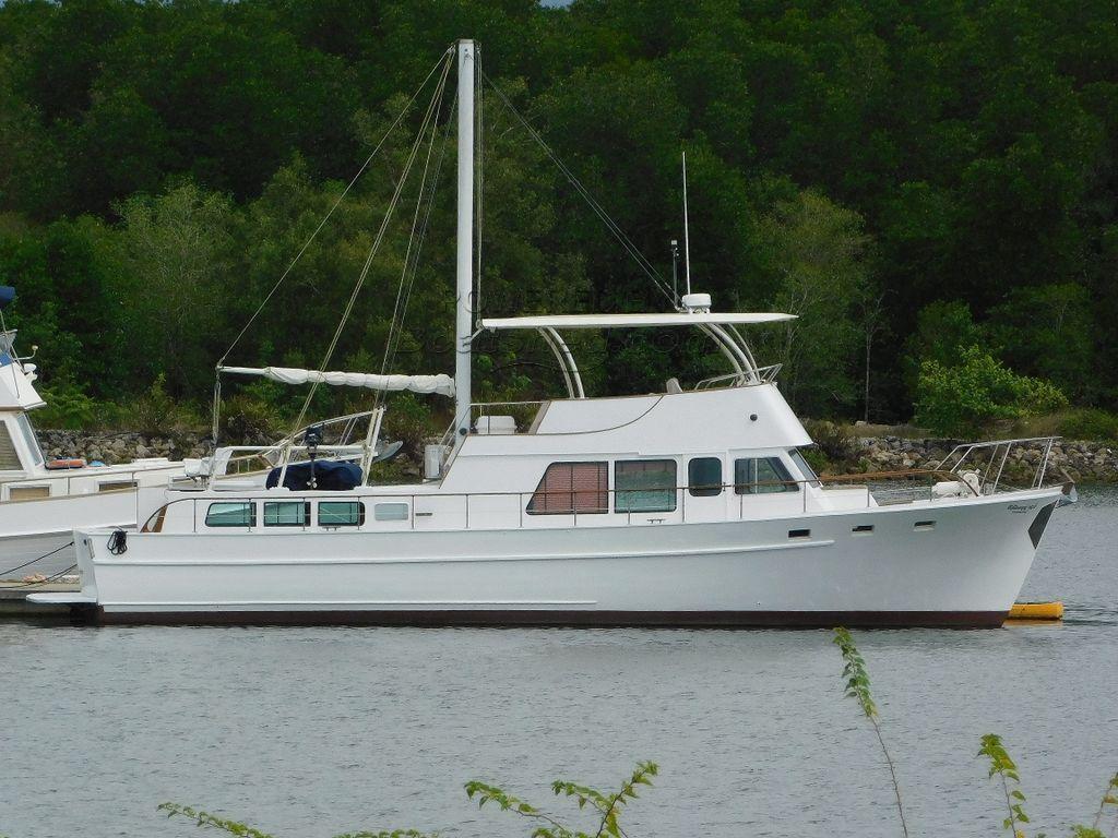 Monk 50 Trawler Trawler