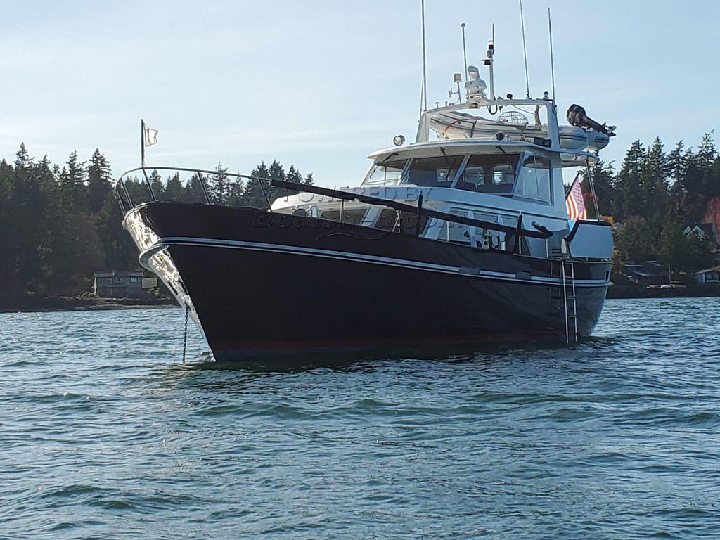 Lowland 471 Long Range Trawler