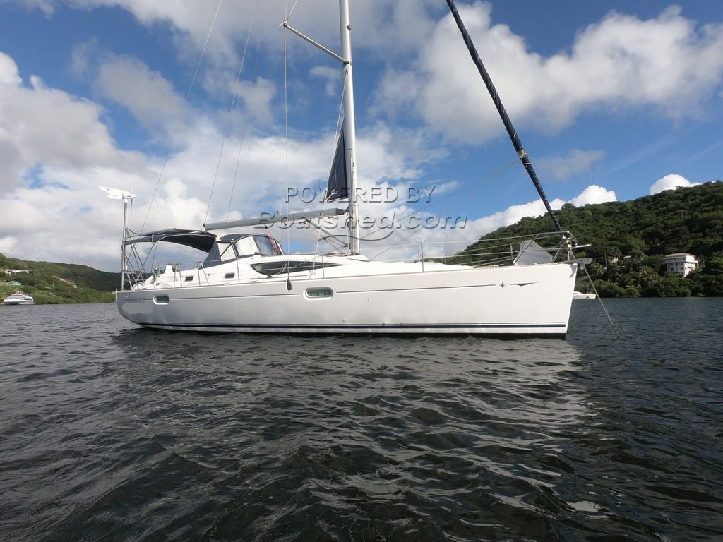 Jeanneau Sun Odyssey 42 DS Owners Version
