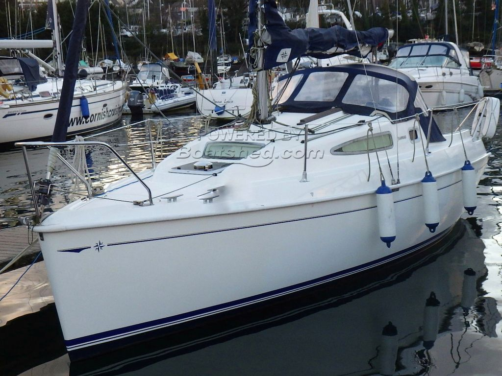 Jeanneau Sun Odyssey 24.2 OB With Lifting Keel