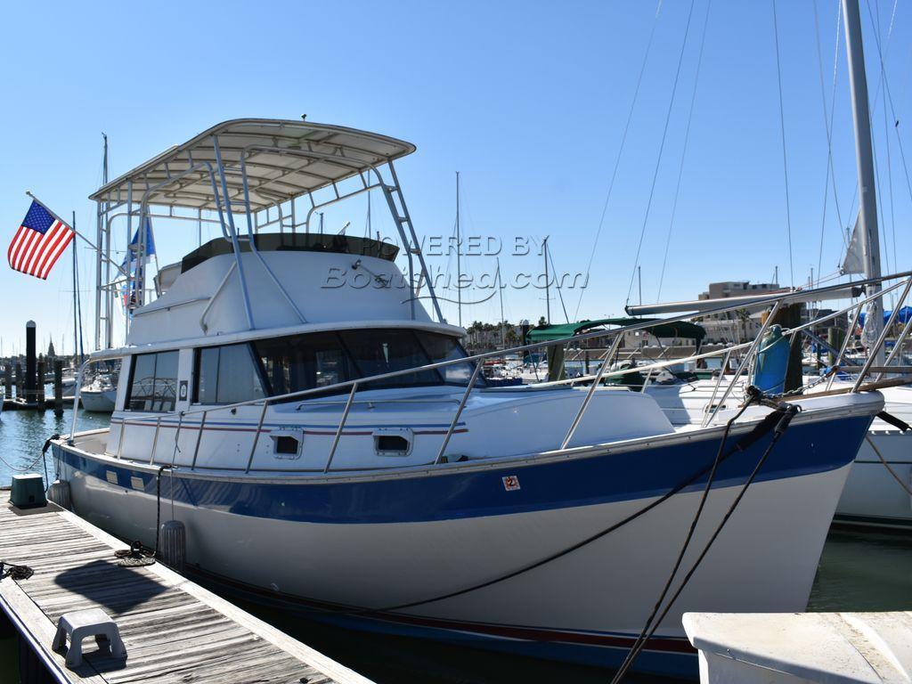 Mainship 34 Trawler MKII