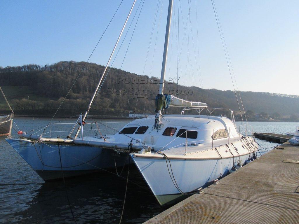 Catamaran 12 Metre