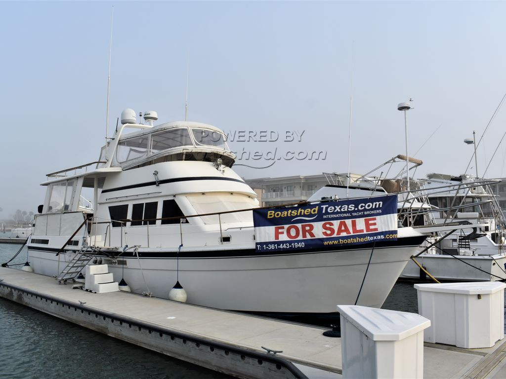 Gulfstar 49 Flybridge Motor Yacht Lazarra