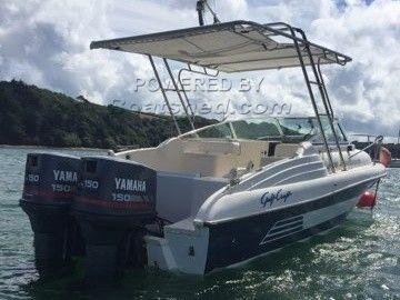 Gulf Craft Ambassador 24 Sports Boat