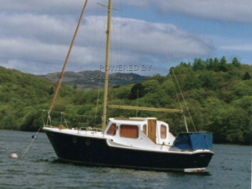 Cox Marine Ltd 22 Motor Sailor