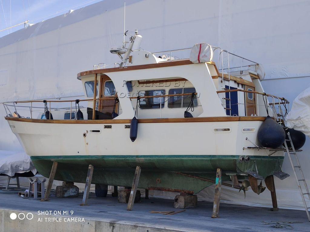 Colvic 38 Trawler