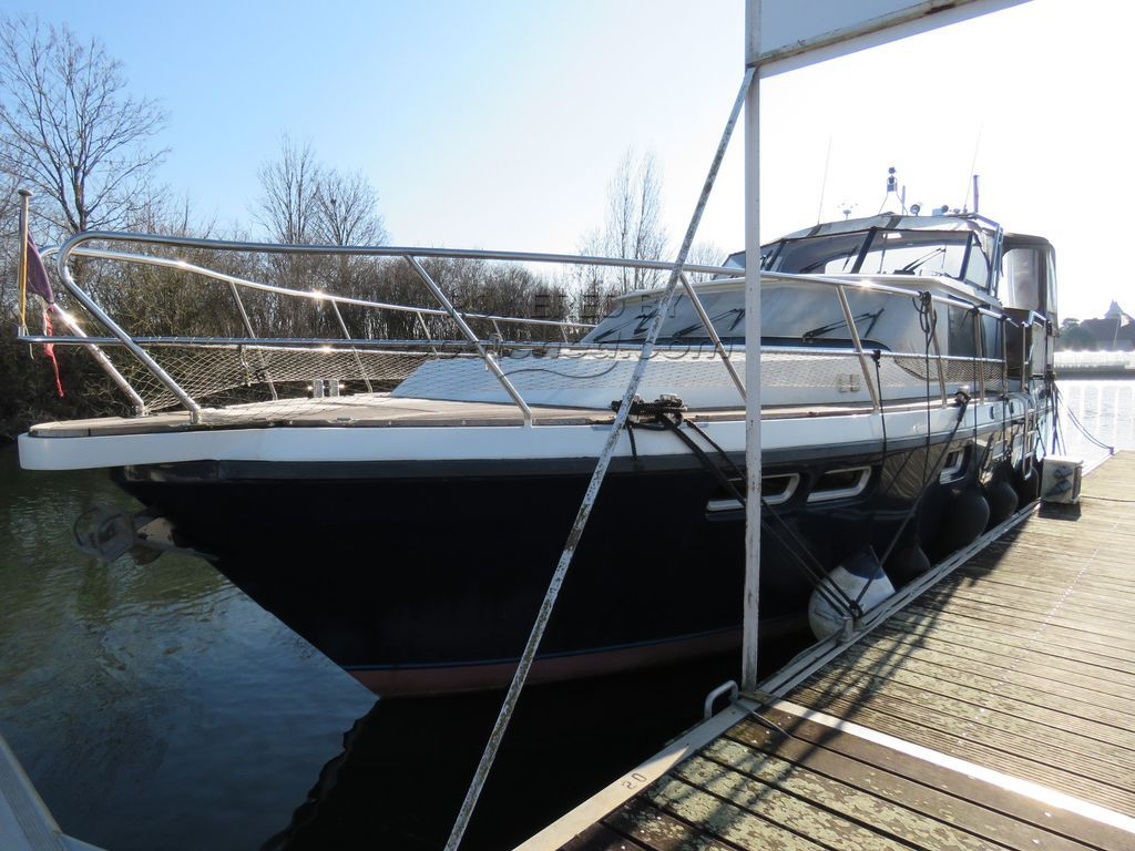 Dutch Motor Cruiser BOORNCRUISER 40 NEWLINE
