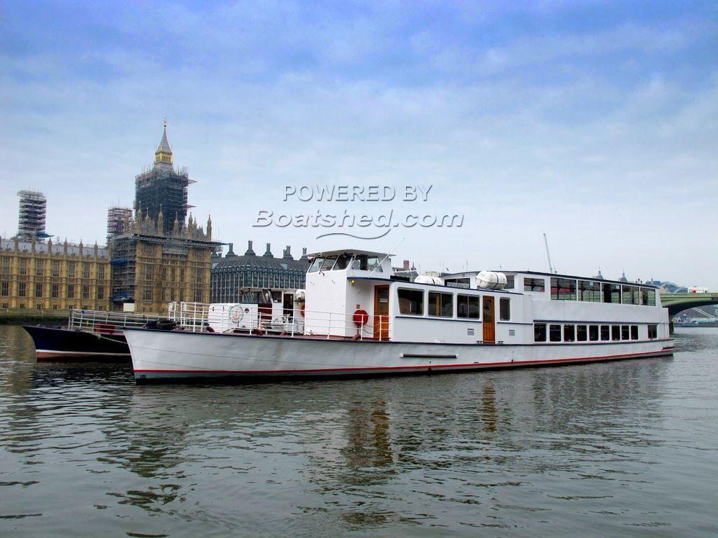Passenger Trip Boat 36m