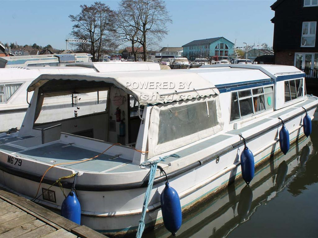 Bounty 37 Ferry Cavalier