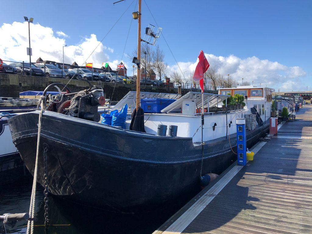 Dutch Barge 20M Hagenaar
