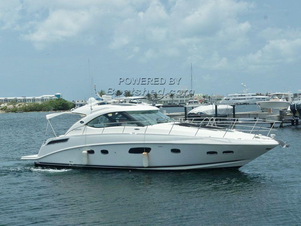 Sea Ray 470 Sundancer Express Cruiser