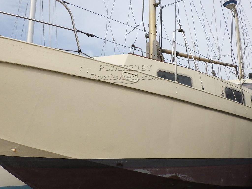 Roamer 36 Motor Sailor