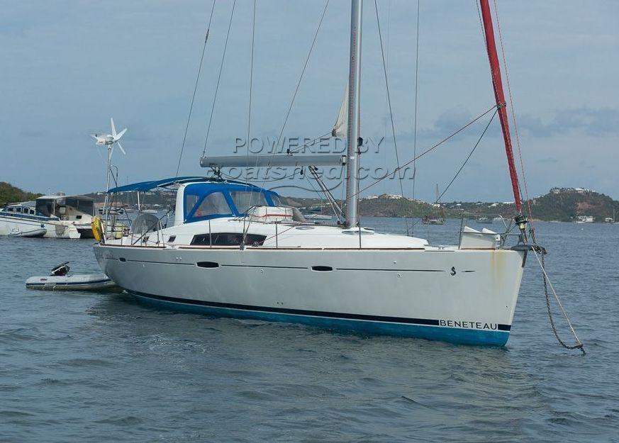 Beneteau Oceanis 50 Family (3 Cabin + Crew Cabin)
