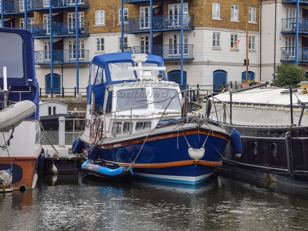 Nelson 40 Aft Cabin  With London Mooring