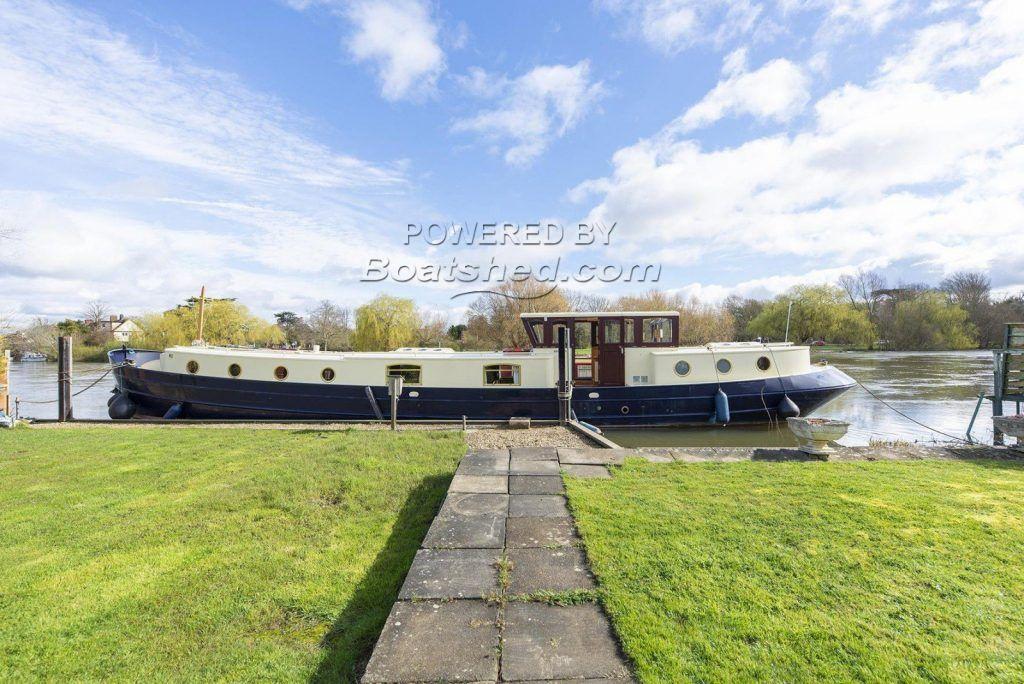 Dutch Barge 20m Luxemotor
