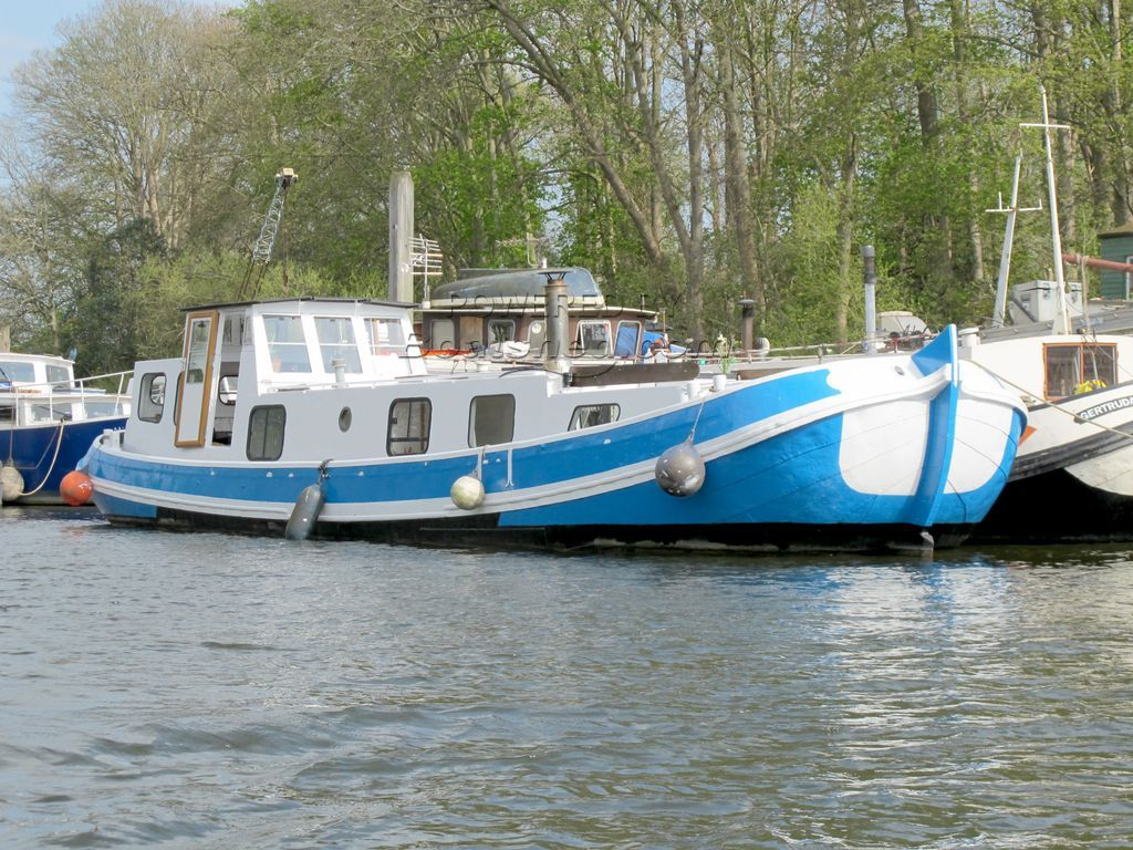 Dutch Barge Tjalk