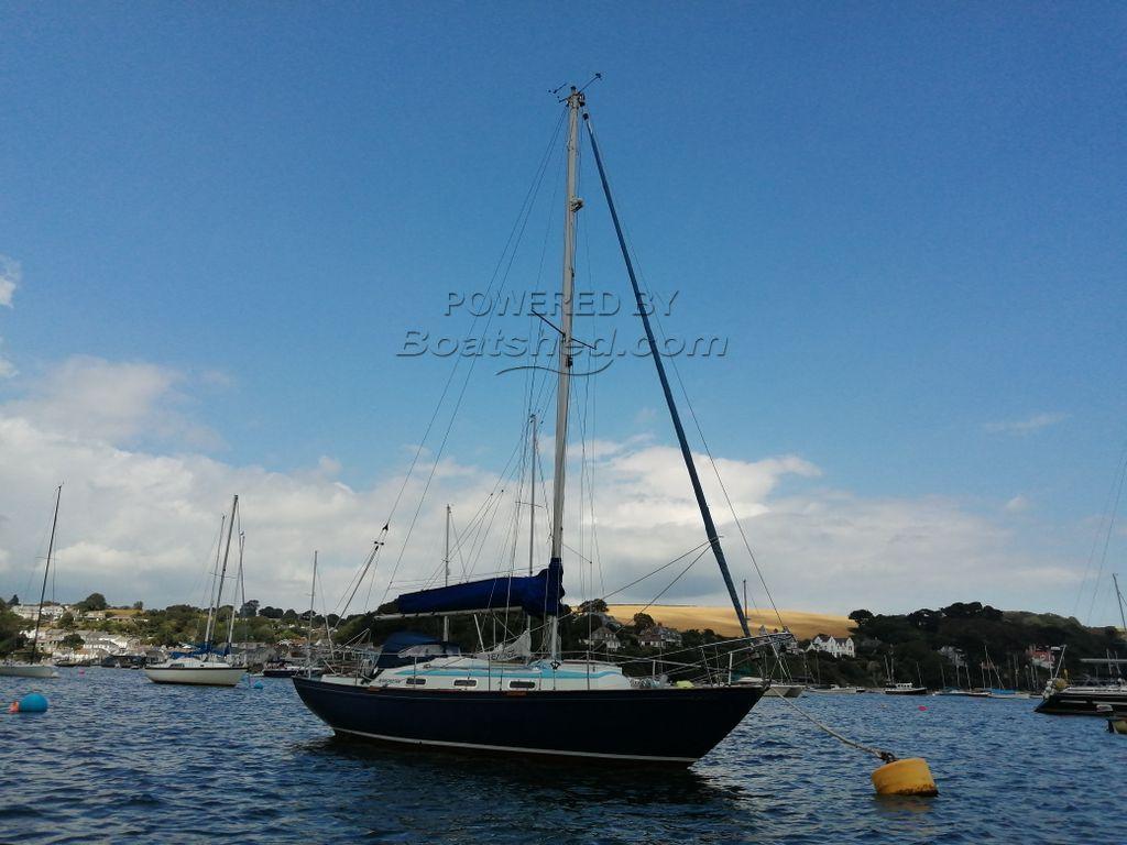 Twister 28 GRP Hull & Deck