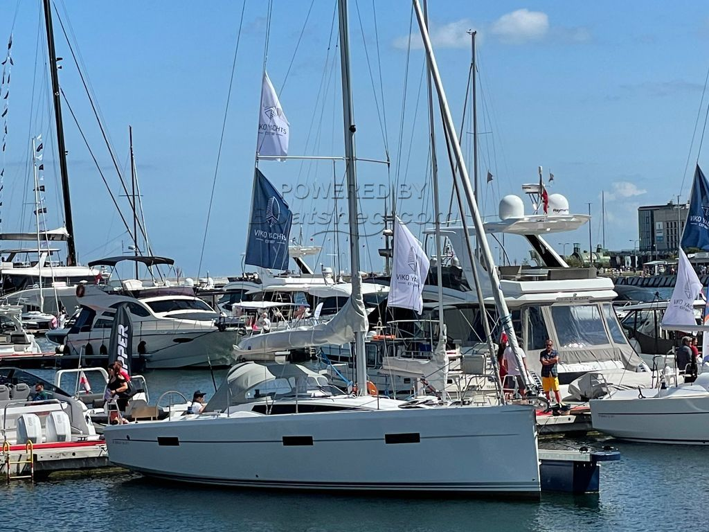 Viko S35 - New Boat