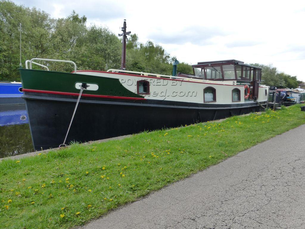Luxemotor Replica Dutch Barge 56ft