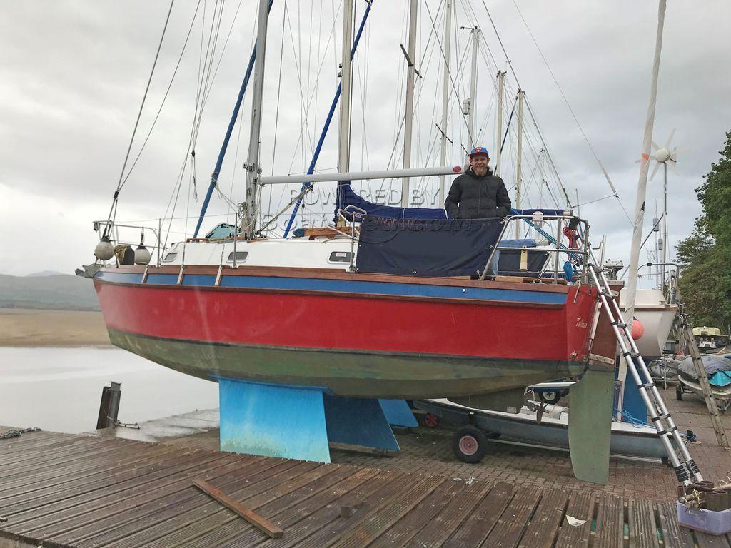 Ditchfield Designs 25 Ft Cruiser.