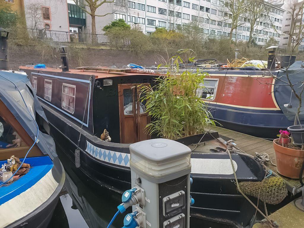 Narrowboat 51ft With London Mooring
