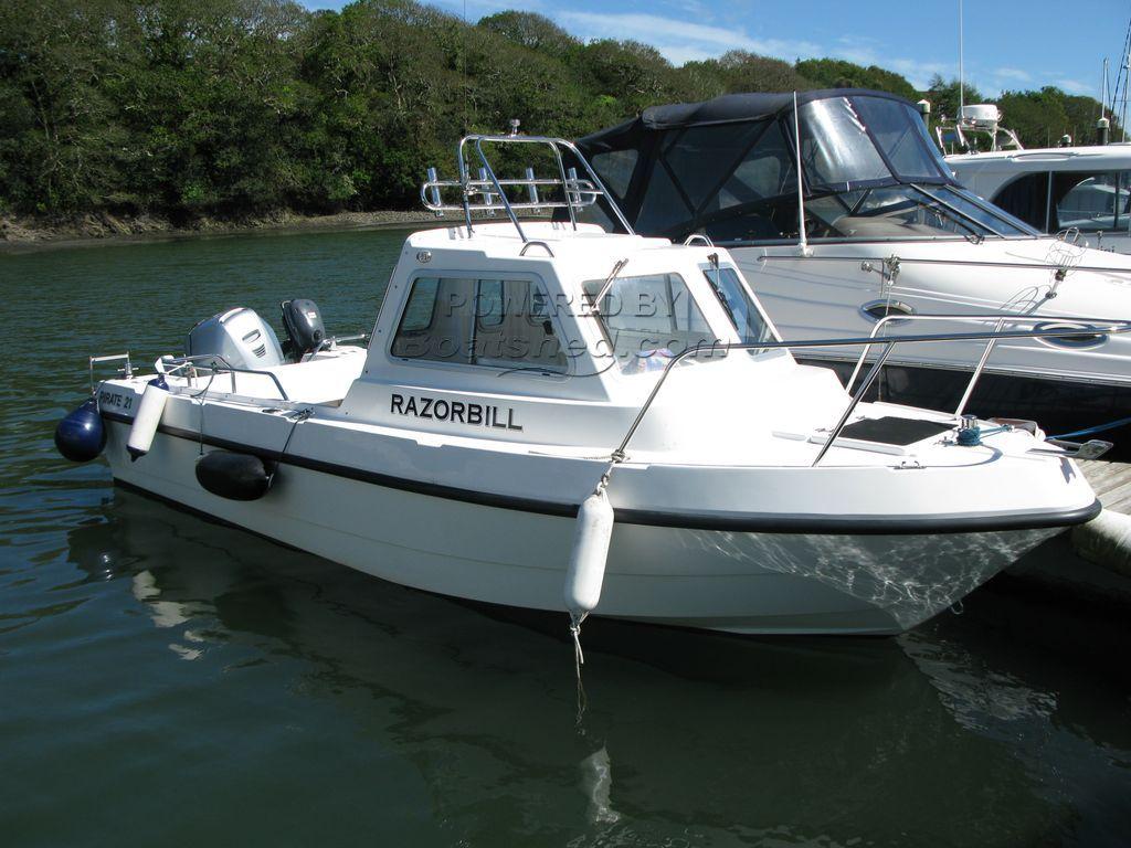 Pirate Boats 21
