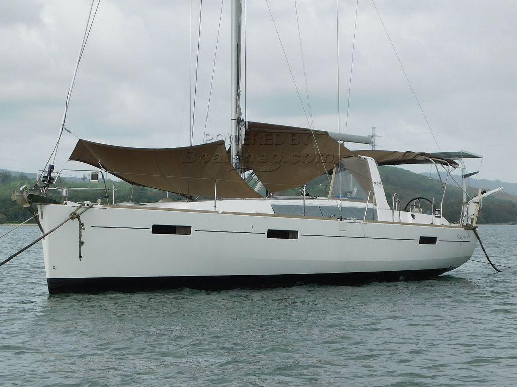 Beneteau Oceanis 41 Sloop