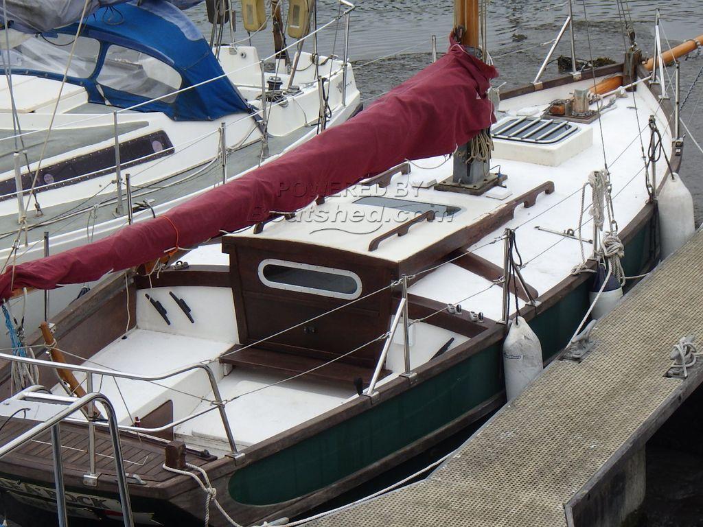 Cornish Crabber 24 MkII Lifting Keel