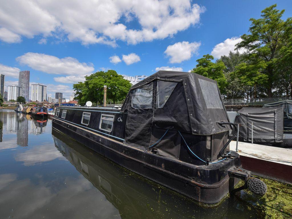 Narrowboat 48ft With London Mooring
