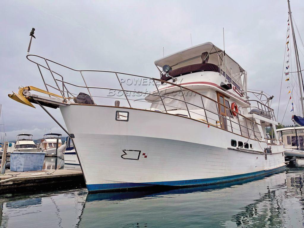 King Yachts 47 Pilothouse