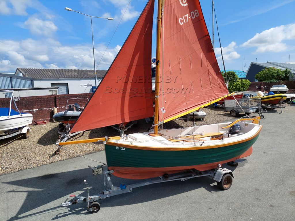 Character Boats Coastal Whammel Weekender