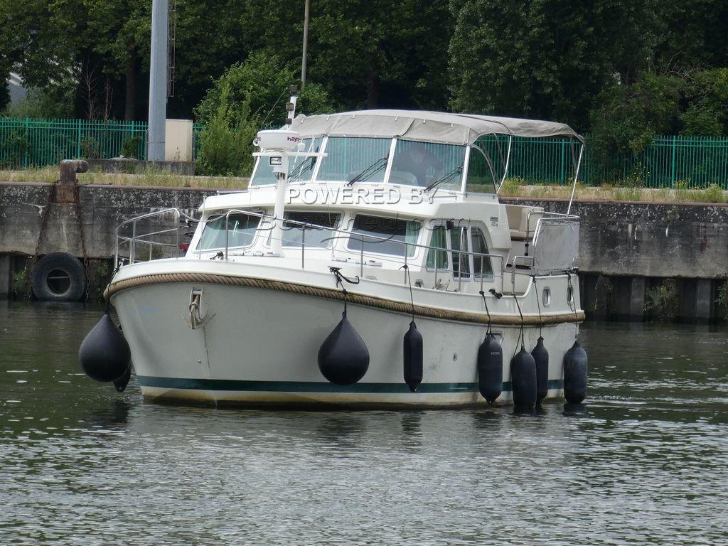 Linssen GRAND STURDY 40.9 Cat B 10 Persons 3 Cabins Cruiser