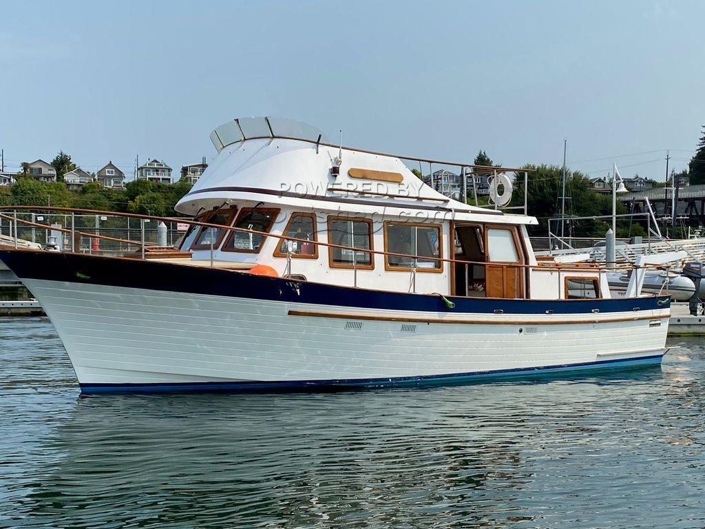 Albin 36 Trawler