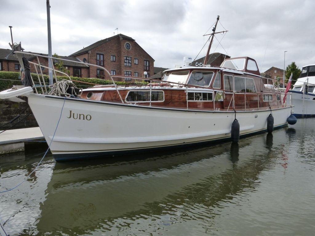 Halmatic 12m Motor Vessel
