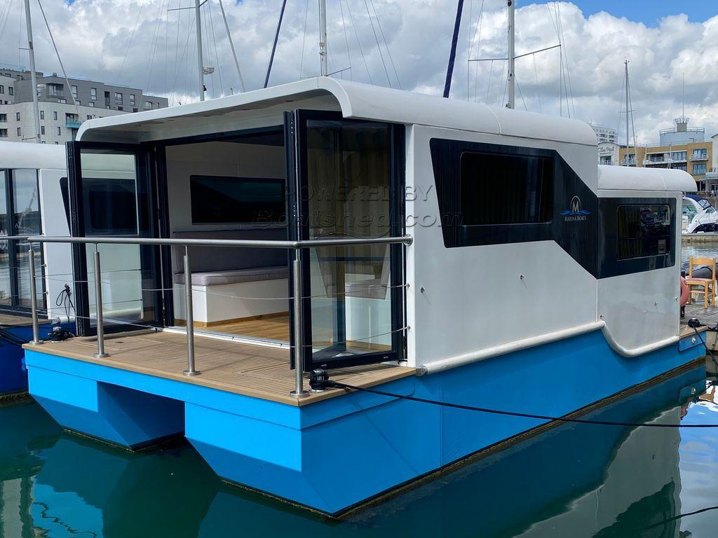 Marina Boats 25 Foot