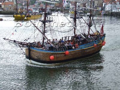 Parkol Marine Endeavour Replica