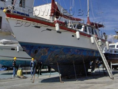 De Groot Ketch Motor Sailer For Sale, 14 00m, 1987