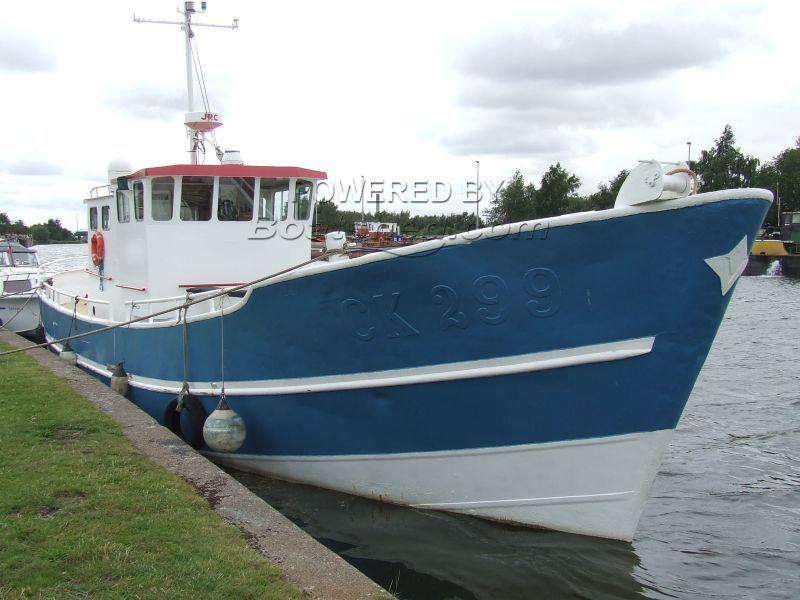 Dutch Trawler