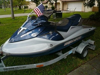 Sea-Doo GTX Limited For Sale, 3 35m, 2004