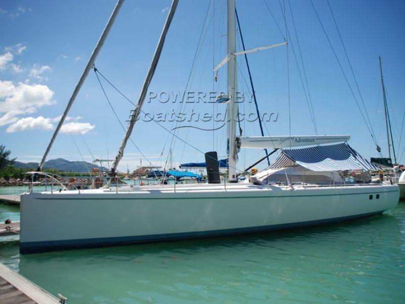 Marten 65 Custom Performance Cruiser