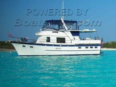 DeFever Trawler 44 For Sale, 44'0
