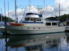 Meridian 48 Pilothouse
