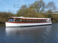 Passenger Vessel River Cruiser