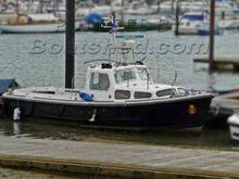 Cheverton 29 Work Boat
