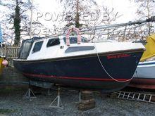 Cox 22 Motor Sailor