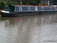Colecraft Narrowboat 60ft Reverse Layout