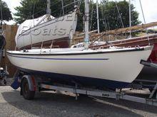 Zaadnoordijk Centaur 7m sailing boat