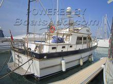 C-Kip Sea Ranger 39 Trawler Yacht