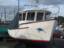 Tamar 24 Fishing Boat