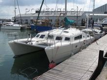 Solaris Sunrise Sport 36 Catamaran